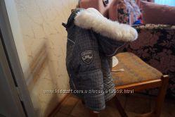 Продам детскую зимнюю термокуртку CHICCO