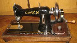 Продам старинную швейную машинку Csepel 30