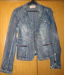 Распродажа джинсовых курток