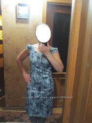 Платье нарядное размер 48.