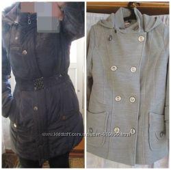 Куртка и пальто. Весна-осень. ПОГ 46- 48.