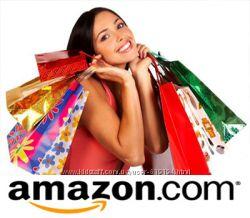 Принимаю заказы с amazon. com
