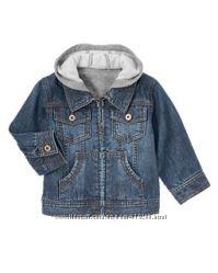 Стильный джинсовый пиджачок для малыша GYMBOREE