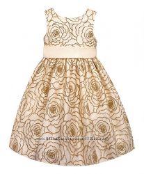 Нарядные, очень красивые платья из америки р. 4Т