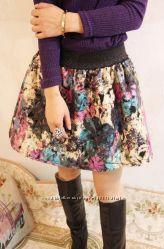Трендовые юбки - мини