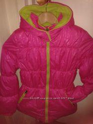 Pink Platinum Зимняя курточка на 8-12 лет.