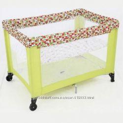 Детский манеж - кровать складной, Прокат