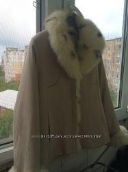 Продам куртку на меху кролика