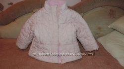 Куртка на девочку  1. 5-2 года