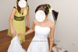 Продам своё свадебное платье