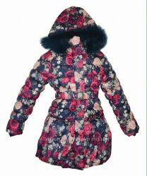 Куплю зимнее пальто Борелли для девочки 7- 8  лет .