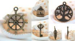 Подвески для браслетов, ожерелий и др. hand-made