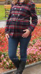 Осеннее пальто для беременной