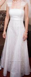 Красивенькое свадебное или выпускное платье