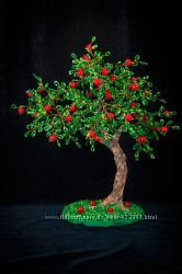 Набор для творчества Бисерное дерево