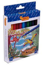 JOVI фломастеры 24 цвета Испания