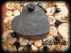 Натуральное лечебное дегтярное мыло с нуля Черный принц
