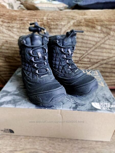 Зимние ботинки North Face р.13