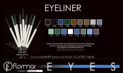 Карандаш для глаз Flormar Eyeliner водостойкий