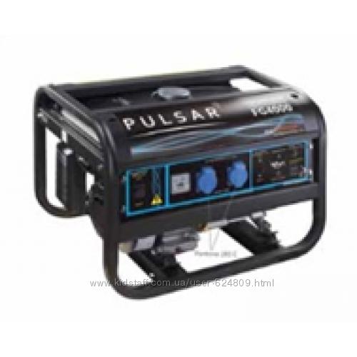 Бензиновый генератор Pulsar 3. 2квт