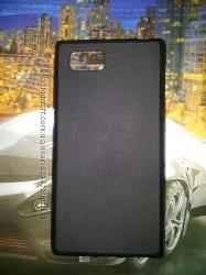 Силикованый чехол на Lenovo K 920