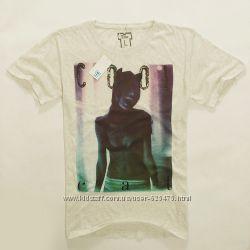 футболка T-Bar NEW с неповторимым принтом
