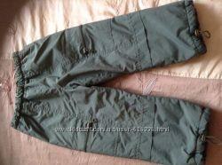 Продам брюки на флисе, 4-5 лет, длина 53см.