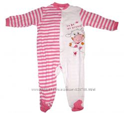 Человечки-пижамки для девочек с Германии р. 86