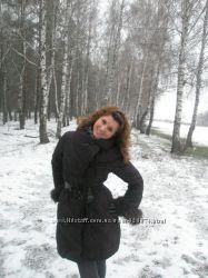 пальто зимнее, фирма Clasna, недорого