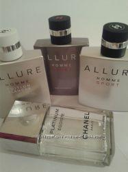 Chanel Allure Homme Sport Eau Extreme новый тестер
