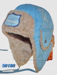 Зимние шапочки для мальчиков от 80 грн.
