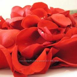 лепестки роз из ткани 140 шт в уп