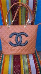 шикарная брендовая сумка Coco Chanel 4 цвета