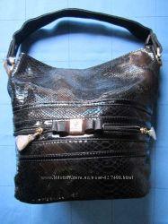 сумка VIP COLLECTION  натуральная кожа код 5690