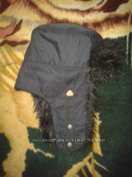теплая шапка найк