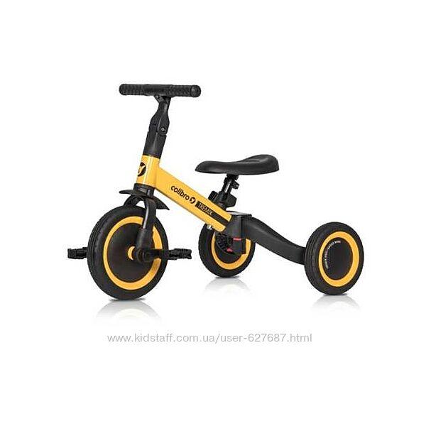 Детский велосипед беговел Colibro Tremix 4 в 1 до 25 кг