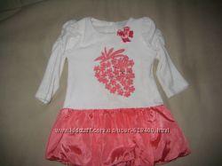 Акция РаспродажаПродам детское нарядное платьице  BABY ROSE на рост 80 см