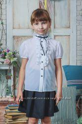Блузочка для девочек в школу