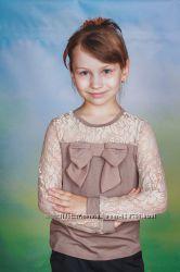 Школьные блузочки под заказ на любой рост