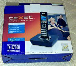 Радиотелефон Texet TX-D 7600