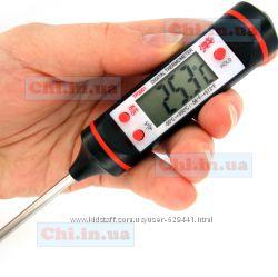 Термометр цифровой со щупом-иглой TP3001 моноблок