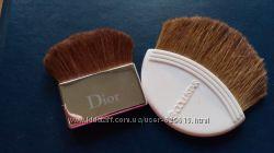 Кисти новые  от  румян Collistar Christian Dior Dior Diorskin Nude