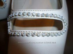 белые туфли свадебные