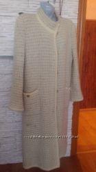 Пальто вязаное I. B. DIFFUSION 46-48р