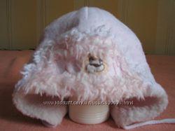 Зимняя шапка на овчине на 2, 5-3, 5 года