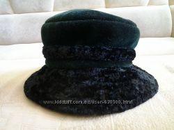 Зимняя шляпка