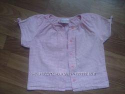 Хорошенькая блузочка для девочки
