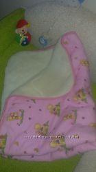 продам детское меховое одеяло