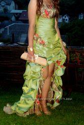 Шикарное платье на выпускной бал