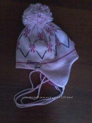 Зимние и демисезонные шапки, 3-4 года